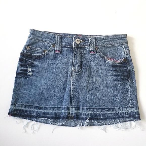 goodtime Dresses & Skirts - Jeans Mini Skirt